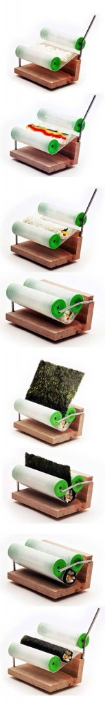 How to Make a Sushi