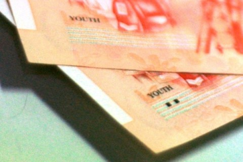 Symbols on Reverse of S$100 Singapore Banknotes